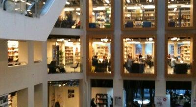 Photo of Library Københavns Hovedbibliotek at Krystalgade 15, København K 1172, Denmark