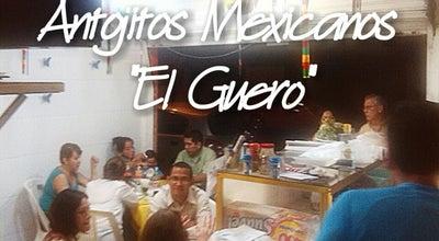 Photo of Mexican Restaurant Antojitos El guero at Mexico