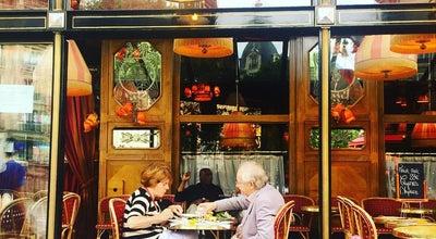 Photo of Cafe Le Dôme Café at 108 Boulevard Du Montparnasse, Paris 75014, France