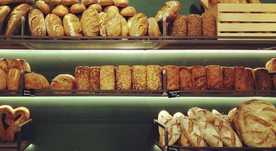 Photo of Cafe Breads Bakery at 18 E 16th St, New York, NY 10003, United States