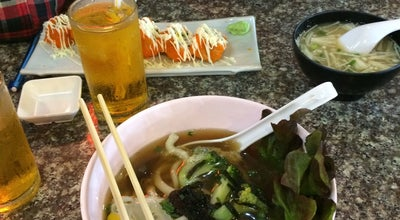 Photo of Sushi Restaurant Sushi Bento | ซูชิเบนโตะ at Malin Plaza, Huaykaew Road, Chiang Mai 50200, Thailand