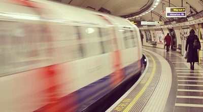 Photo of Subway Waterloo London Underground Station at York Rd, London SE1 7ND, United Kingdom