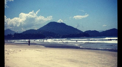 Photo of Beach Praia Grande at Rod. Manoel Hyppolito Rego, Ubatuba 11680-000, Brazil