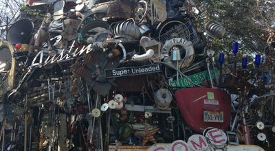 Photo of Art Gallery Cathedral of Junk at 4422 Lareina Dr, Austin, TX 78745, United States