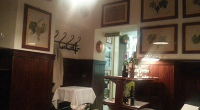 Photo of Italian Restaurant Antica Trattoria della Pesa at Viale Pasubio 10, Milano 20154, Italy