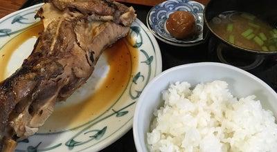 Photo of Japanese Restaurant 味の中村屋 at 三崎町城ヶ島683, 三浦市, Japan