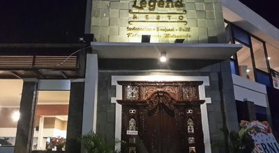 Photo of Asian Restaurant The Legend Resto d/h Rindang Siwalan at Jl. Veteran Gresik, Gresik, Indonesia