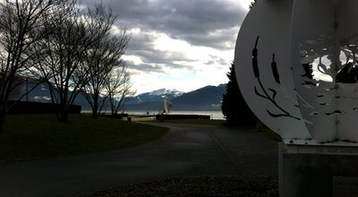 Photo of Beach La Plage d'Annecy at Avenue D'albigny, Annecy 74000, France
