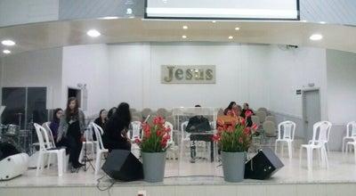 Photo of Church Assembleia De Deus - Sede - Central at R. Bento Gonçalves, 755 - Centro, São Leopoldo - Rs, 93010-220, São Leopoldo 93010-220, Brazil