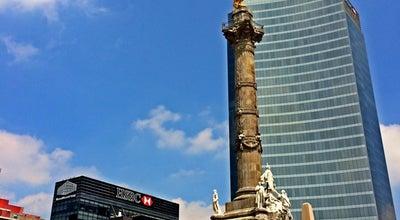 Photo of Monument / Landmark Ángel de la Independencia at Paseo De La Reforma, Cuauhtémoc, Mexico