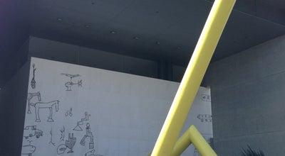 Photo of Art Museum 丸亀市猪熊弦一郎現代美術館 (MIMOCA) at 浜町80-1, 丸亀市 763-0022, Japan