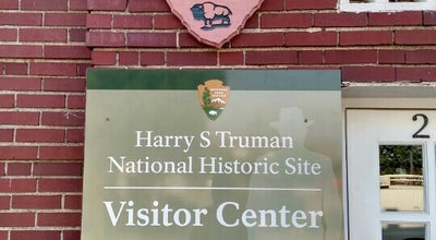 Photo of Historic Site Harry S. Truman National Historic Site Visitor Center at 223 N Main St, Independence, MO 64050, United States