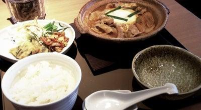 Photo of Japanese Restaurant ごはん処 やよい軒 ラ・ムー大安寺店 at 野殿東町1-55, 岡山市北区, Japan