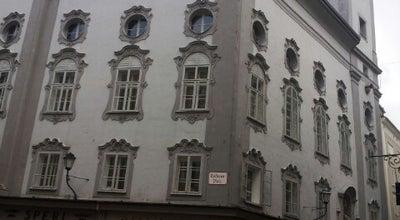 Photo of Music Venue Stiftung Mozarteum at Salzburg, Austria
