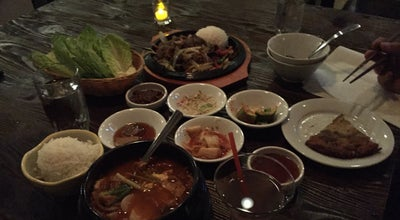 Photo of Korean Restaurant NaMu Steakhouse at 13 Spencer Pl, Scarsdale, NY 10583, United States