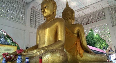 Photo of Historic Site วัดอมรินทราราม(วัดตาล) at Thailand