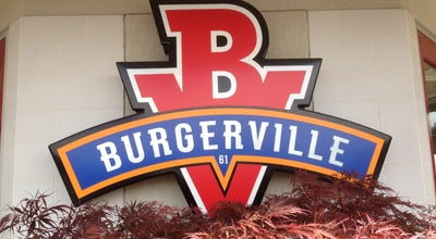 Photo of Fast Food Restaurant Burgerville, USA at 1245 Nw 185th Ave, Aloha, OR 97006, United States