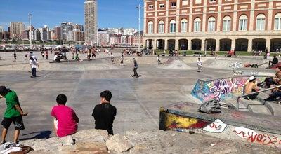 Photo of Skate Park Bristol Skatepark at Av. Patricio Peralta Ramos, Mar del Plata, Argentina