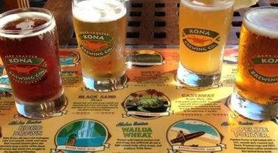 Photo of Brewery Kona Brewing Co. at 7192 Kalanianaole Hwy, Honolulu, HI 96825, United States