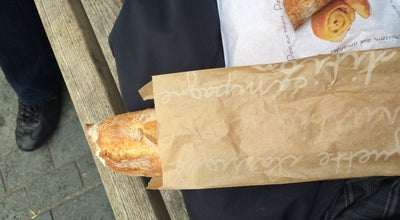 Photo of Bakery Les Pains d'Alfredo at 20 Cours De L'argonne, Bordeaux 33000, France