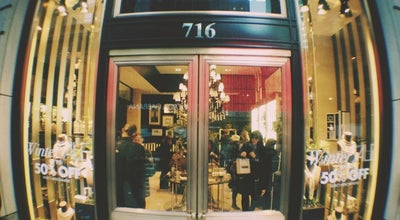 Photo of Boutique Henri Bendel at 712 5th Ave, New York, NY 10019, United States