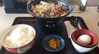 Photo of Diner すき家 杉戸店 at 堤根塘4024-c, Japan