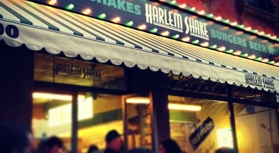 Photo of Burger Joint Harlem Shake at 100 W 124th St, New York, NY 10027, United States
