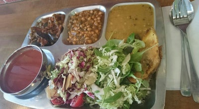 Photo of Vegetarian / Vegan Restaurant Thali at Dunajská 64, Bratislava 811 08, Slovakia