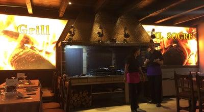 Photo of Spanish Restaurant Ca'l Sogre at Lloret de Mar, Spain