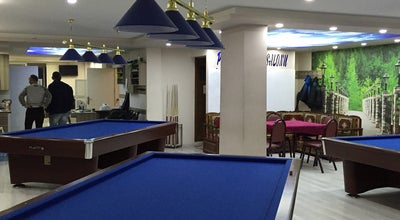 Photo of Pool Hall Platin Bilardo Salonu at Turkey
