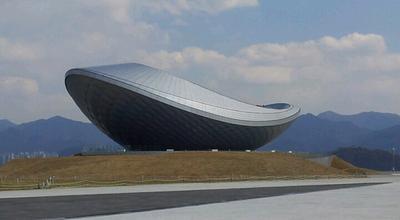 Photo of Monument / Landmark 디아크 (The ARC) at 달성군 다사읍 죽곡리 805, 대구광역시, South Korea