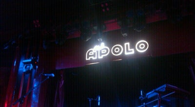 Photo of Concert Hall Sala Apolo at Nou De La Rambla, 113, Barcelona 08004, Spain