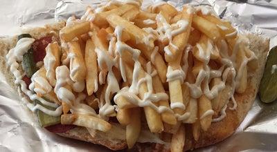 Photo of Burger Joint Bülent's Büfe at Erdoğdu, Trabzon, Turkey