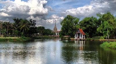 Photo of Park อุทยานเฉลิมกาญจนาภิเษก at ใกล้สะพานมหาเจษฎาบดินทร์, Mueang Nonthaburi 11000, Thailand