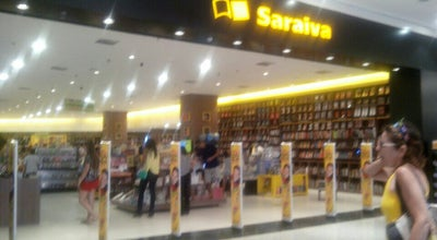 Photo of Bookstore Saraiva Megastore at Shopping Vila Velha, Vila Velha 29100-200, Brazil