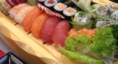 Photo of Sushi Restaurant Sushi maison at Boulevard Sauveniere 164, Liege 4000, Belgium