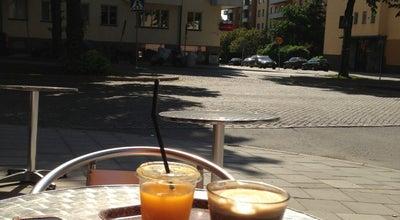 Photo of Cafe Delantina at Erik Dahlbergsgatan 41, Stockholm 115 34, Sweden