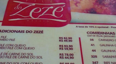 Photo of BBQ Joint Filé Do Zezé at Brazil