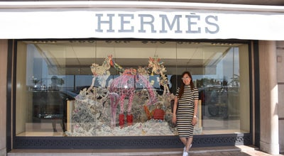 Photo of Clothing Store Hermes at Boulevard De La Croisette, Alpes-Maritimes, France