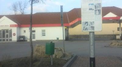 Photo of Travel and Transport Telč - Parkoviště P1 at Czech Republic