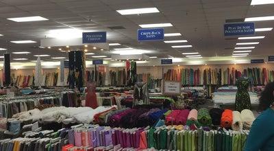 Photo of Clothing Store High Fashion Fabrics at 3101 Louisiana St, Houston, TX 77006, United States