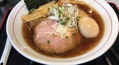 Photo of Ramen / Noodle House 自家製麺中華そば  八縁 at 南長谷中ノ崎13-2, 岩沼市, Japan