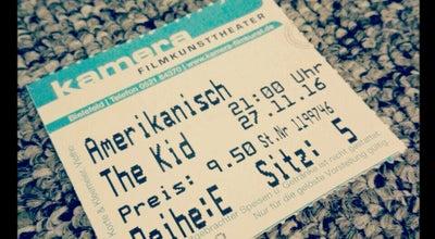 Photo of Indie Movie Theater Kamera Filmkunsttheater at Feilenstr. 2-4, Bielefeld 33602, Germany