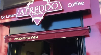 Photo of Ice Cream Shop Сладоледена Къща Afreddo (Afreddo Icecream House) at Ул. Гладстон 2, Plovdiv 4000, Bulgaria