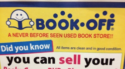 Photo of Bookstore BOOKOFF at 98-1005 Moanalua Rd, Aiea, HI 96701, United States
