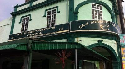 Photo of Dessert Shop Haji Shariff's Cendol at 44, Jalan Yam Tuan, Seremban 70000, Malaysia