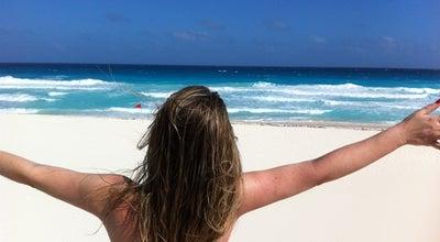 Photo of Beach Playa Marlin at Blvd. Kukulcan Km. 13, Cancún 77500, Mexico