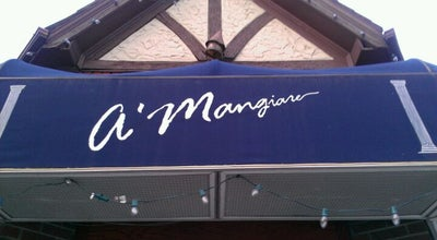 Photo of Italian Restaurant A'Mangiare at 152 Bedford Rd, Pleasantville, NY 10570, United States