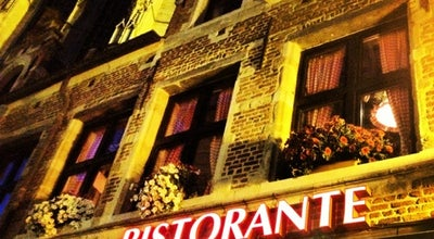 Photo of Pizza Place Da Giovanni at Jan Blomstraat 8/3-5-7, Antwerpen 2000, Belgium