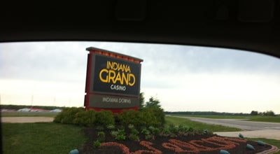 Photo of Casino Indiana Grand Racing & Casino at 4300 N Michigan Rd, Shelbyville, IN 46176, United States